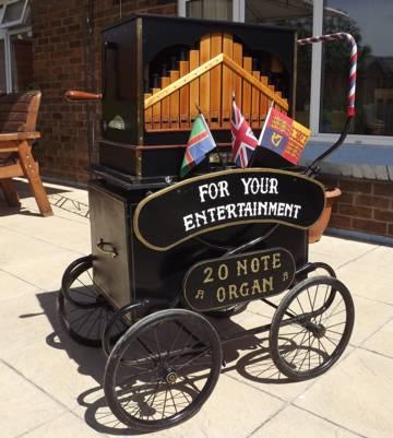 The Busker Organ Music Site - Organs for Sale