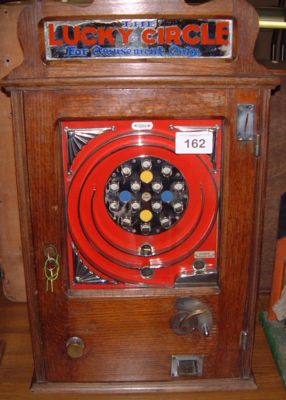 penny slot machines for sale uk